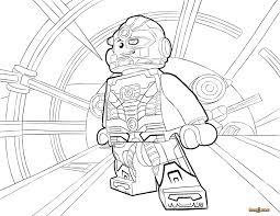 Batman robot coloring pages new lego