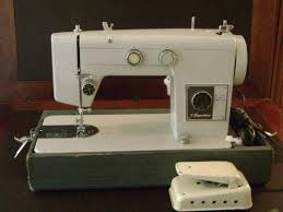 Vintage Signature Sewing Machine