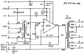a nice api 312 mic amp di input modification to use as a di a nice api 312 mic amp di input modification to use as a di stomp