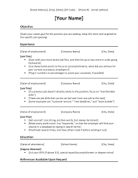 Wordpad Letter Template Template Word Document Resume Template Chronological