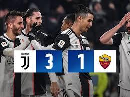 Juventus famelica anche in Coppa Italia: batte la Roma 3-1 e ...