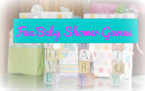 Fun Baby Shower Games | Time for the Holidays