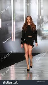 Zagreb Croatia March 14 Fashion Model Stock Photo (Edit Now) 131657870