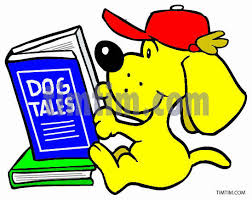 free drawing of a dog book from the books news education timtim