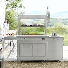 kitchenaid 9 burner island grill. kalamazoo gaucho wood-fired freestanding grill with side burner kitchenaid 9 island d