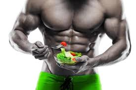 Snel spieren kweken met steroiden en gezonde voeding