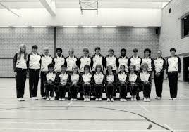 1984/1985 England Squads | National Squads | Our Netball History