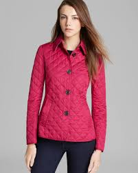 Lyst - Burberry Brit Copford Quilted Jacket in Purple & Gallery. Previously sold at: Bloomingdale's · Women's Burberry Brit Copford Adamdwight.com