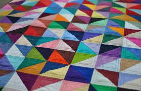 The Triangle Quilt - Lynn Carson Harris & Triangles 1 Adamdwight.com