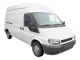 Image result for image of a delivery van