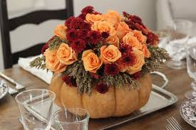 ... Dining Gorgeous Accessories For Table Decoration Using Various  Thanksgiving Floral Table Centerpiece Ideas : Hot Picture Of