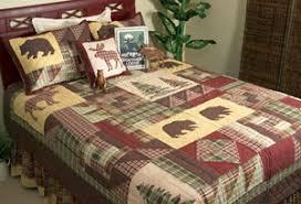 Wildwoods Quilt Sets: Cabin Place & Wildwoods Quilt Sets Adamdwight.com