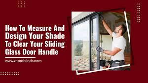 sliding glass door handle