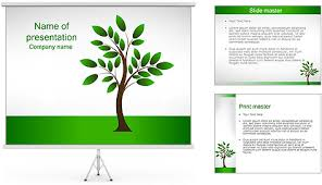 tree in powerpoint