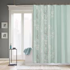 com madison park athena polyester shower curtain home kitchen