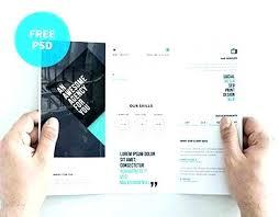 Online Pamphlet Template Information Pamphlet Template