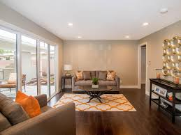 Ranch Living Room A Flip Or Flop Ranch House Renovation Flipping Drywall And