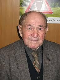 Seit über 60 Jahren VdK-Mitglied : <b>Hans Weigel</b> - 00188228B1299352055