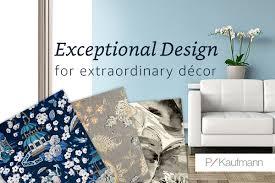 Designer Home Decor Fabric Adorable Home Decor Fabric Designer Fabric By The Yard Fabric