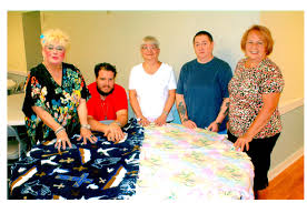 Prayer Shawl Ministry - Independent Methodist Church - New Castle, PA