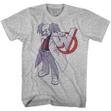 Megaman T Shirt Capcom Dr Willy Gaming In Grey Heather Sizes Sm 5xl Summer Hot Sale New Tee Print Men T Shirt Top