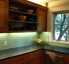 kitchen backsplash glass tile green. Green Tile Backsplash Kitchen Ideas Astounding Glass  Subway . E