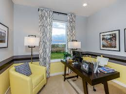 grey home office. Contemporary Home Office With Chair Rail And Carpet.Zillow Digs Grey