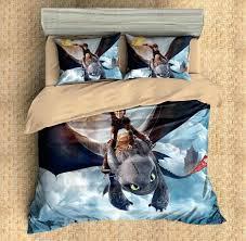Articles with Dragon Quilt Cover Set Tag: terrific dragon duvet ... & ... Medium Image for Customize How To Train Your Dragon Duvet Cover Set  Bedding Bedroom Bedlinen Three Adamdwight.com