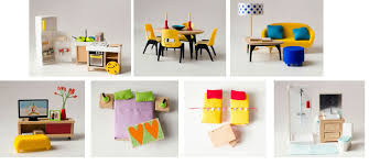 dolls furniture set. Djeco Dollhouse Miniature Furniture Set. Used With Permission By EBay Seller. Dolls Set