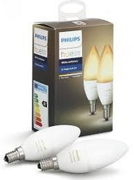 Купить комплект умных <b>светодиодных ламп Philips</b> Hue White ...