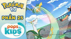 Tổng Hợp Hành Trình Thu Phục Pokémon Của Satoshi - Hoạt Hình Pokémon Black  and White Phần 25