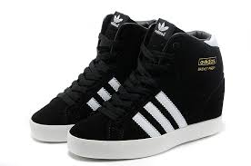 adidas shoes high tops black. adidas limited hard wearing originals increase high-heeled shoes womens black white limit oiled suede high tops