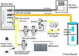 generator sub panel clean wiring diagram to main best of switchover