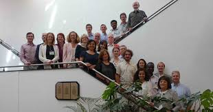 members of the roundtable gathering at iucn headquarter for the work session 3 8 july 2016 gland switzerland