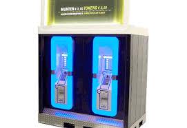 Vending Machines That Take Tokens Cool Dutchband Cash Pin Vending Machines Dutchband