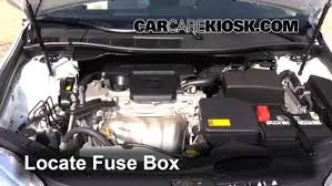 interior fuse box location 2015 2017 toyota camry 2015 toyota 2015 toyota camry xle 2 5l 4 cyl fuse engine check