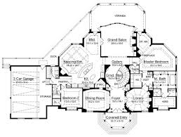 Avanleigh Estate 6009  4 Bedrooms And 4 Baths  The House DesignersEstate Home Floor Plans