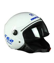 Bieffe Helmet Size Chart Steelbird Open Face Helmet Sb 2 Classic White Size