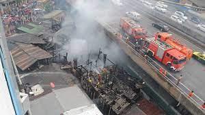 วอด 7 หลัง ไฟไหม้ชุมชนตลาดปีนังคลองเตย เร่งหาสาเหตุ