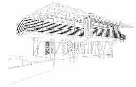 modern home architecture sketches. Contemporary Modern Home Architecture Sketches House Interior Design Stone W