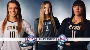 Abby Weaver - Volleyball - East Texas Baptist University Athletics