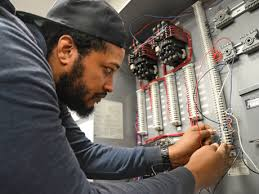 Construction Electrician Electrical Systems Technology Construction Electrician