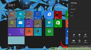 Microsoft Surface Wiki 3 Ways To Personalize Your Microsoft Surface Wikihow