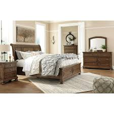 Signature Design By Ashley Flynnter Queen Bedroom Group Wayside