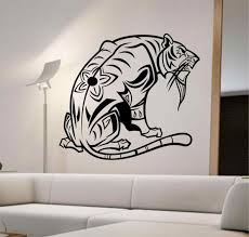 Art Decor Designs Decal sticker art decor bedroom design mural animal rhpinterestcom 39