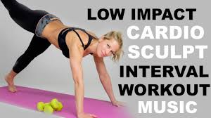 low impact cardio sculpt intervals 40 minute cardio weights workouts on carpet dance sculpt you