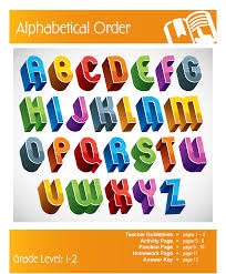 Alphabetical Order Alphabetical Order Lesson Plan Clarendon Learning