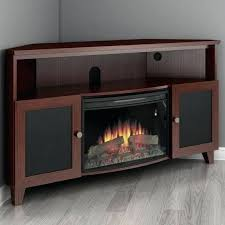 65 tv console with hutch corner stand electric fireplace for s up to perspective 65 tv console