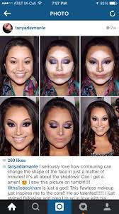 contouring makeup for round faces photo 2