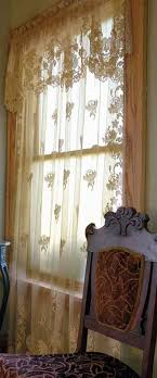 perfect vintage lace curtains and windsor lace curtains from heritage lace